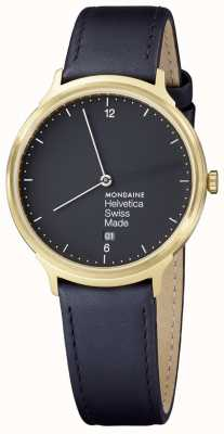 Mondaine Mens Mondaine Watch MH1.L2221.LB