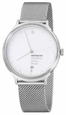 Mondaine Mens Mondaine Watc MH1.L2210.SM
