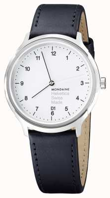 Mondaine Mens Mondaine Watch MH1.R2210.LB