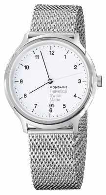 Mondaine Mens Mondaine Watch MH1.R2210.SM