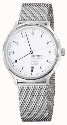 Mondaine Mens Mondaine Watch MH1.R2210.SM