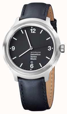 Mondaine Helvetica 1 Mens Mondaine Helvetica 1 Watch MH1.B1220.LB