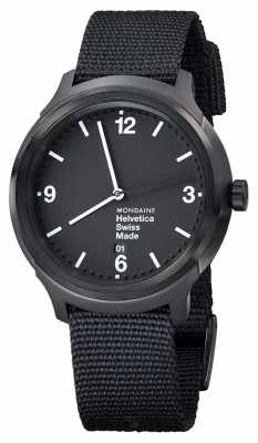 Mondaine Mens Mondaine Watch MH1.B1221.NB