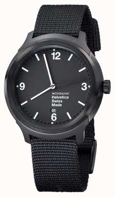 Mondaine Mens Mondaine Watch MH1.B1221.NB