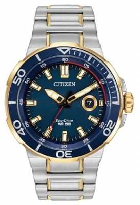 Citizen Men's Endeavor Eco-Drive Watch AW1424-54L