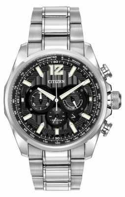Citizen Shadowhawk Chronograph Watch CA4170-51E