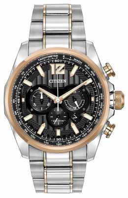 Citizen Mens Shadowhawk Watch CA4176-55E