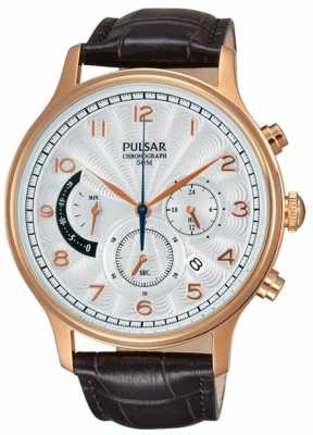 Pulsar Men's Chronograph Dress Watch PU6010X1