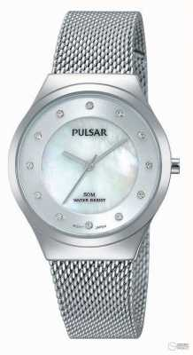 Pulsar Ladies Mother of Pearl Watch PH8131X1