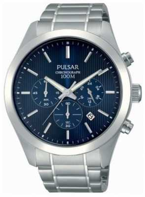 Pulsar Men's Chronograph Watch PT3655X1