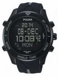 Pulsar Alarm Chronograph Watch PQ2041X1