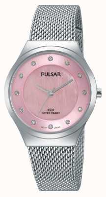 Pulsar Ladies Swarovski® Set Dress Watch PH8133X1