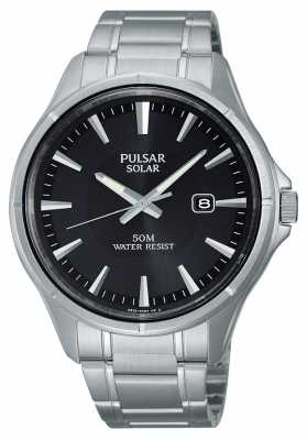 Pulsar Solar Powered Watch PX3045X1