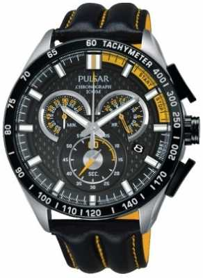 Pulsar Men's Chronograph Watch PX7007X1