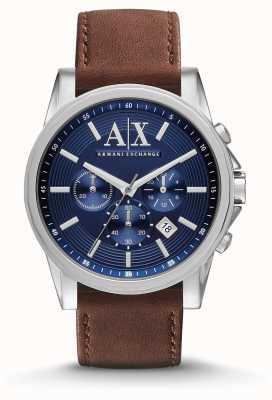 Armani Exchange Outerbanks Mens Chronograph Watch AX2501