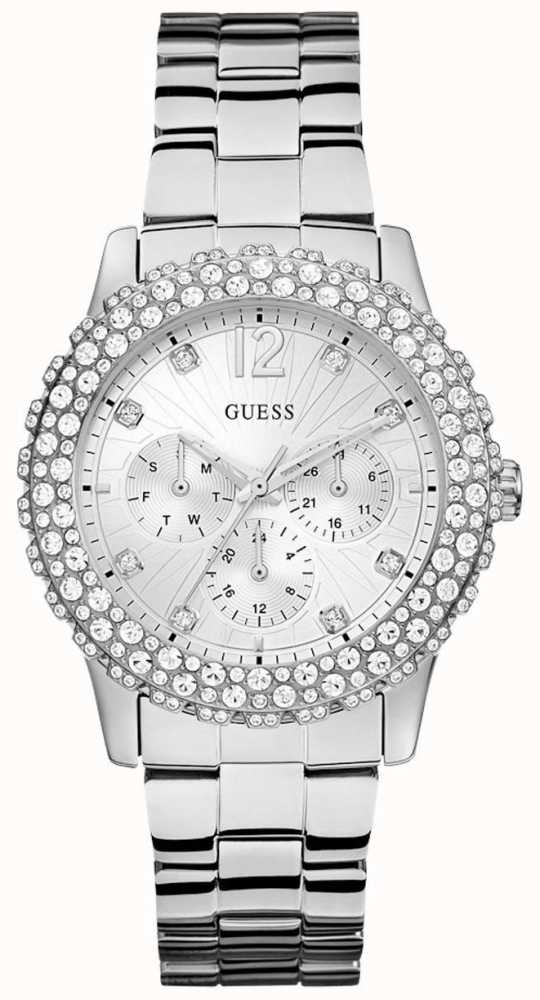 Guess Dazzler Ladies Watch W0335L1 - First Class Watches™