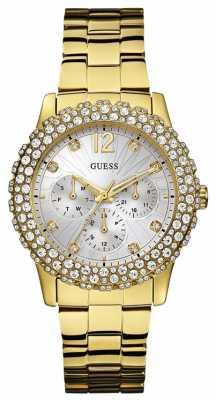 Guess Dazzler Ladies Watch W0335L2