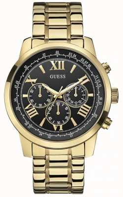 Guess Horizon Mens Chronograph Watch W0379G4