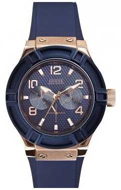 Guess Ladies' Jet Setter Multi Function Watch W0571L1