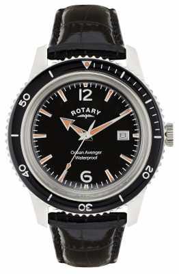 Rotary Mens Timepieces Ocean Avenger GS02694/04