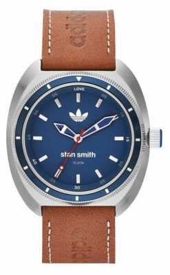 adidas Originals Stan Smith Dark Brown Watch ADH3006