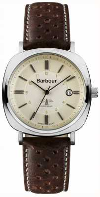 Barbour Barbour Mens Beacon Drive Brown Watch BB018SLBR