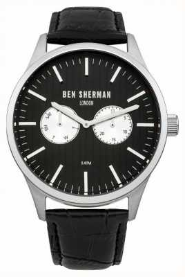 Ben Sherman Mens Spitalfields Social Watch WB024BA