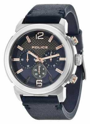 Police Men's Concept Multi Function Watch 14377JS/03