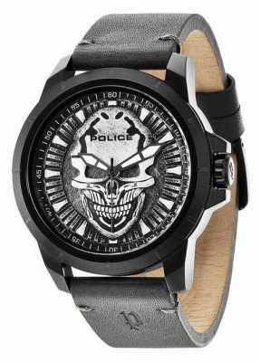 Police REAPER Terminator Genisys- Free Skull T-Shirt 14385JSB/57