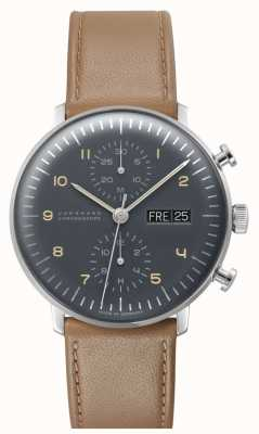 Junghans Max Bill Chronoscope (English Date) 027/4501.05