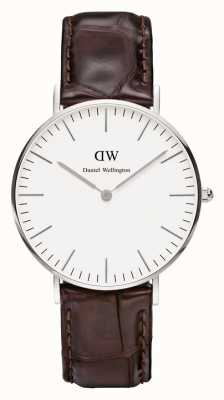 Daniel Wellington Unisex Classic York 36mm Stainless Steel DW00100055