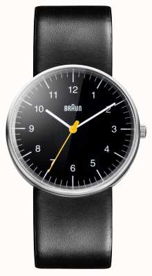 Braun Mens All Black Quartz Watch BN0021BKBKG