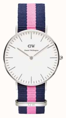 Daniel Wellington Unisex Classic Winchester 36mm Stainless DW00100049