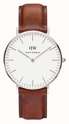 Daniel Wellington Unisex Classic St Mawes 36mm stainless steel DW00100052