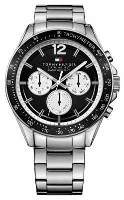Tommy Hilfiger Gent's Luke All Steel Multi Function Watch 1791120