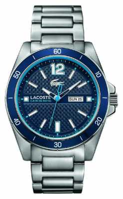 Lacoste Men's Seattle Steel Watch 2010801