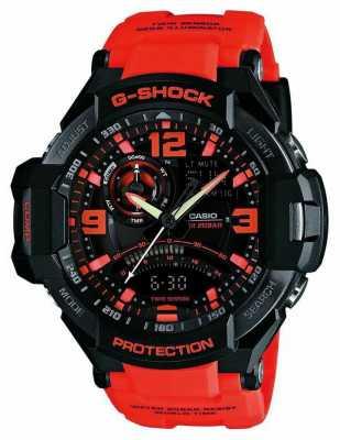 Casio Mens G-Shock Premium Watch GA-1000-4BER