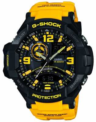 Casio Mens G-Shock Premium Watch GA-1000-9BER