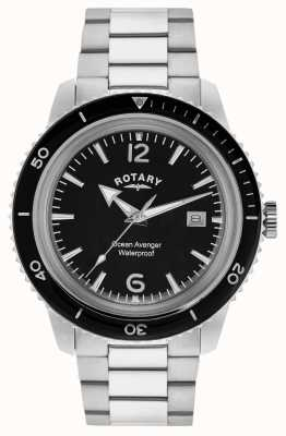Rotary Ocean Avenger Stainless Steel Mens GB02694/04