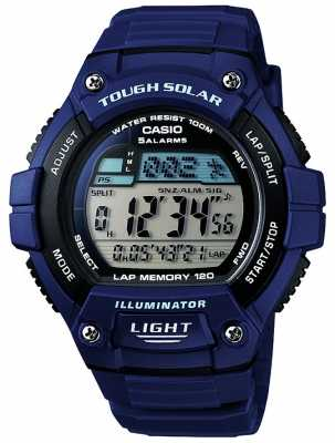 Casio Mens Chronograph Watch W-S220-2AVEF