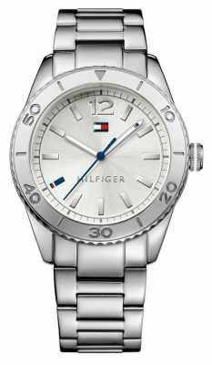 Tommy Hilfiger Womens Ritz Stainless Steel 1781267