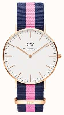Daniel Wellington Unisex Classic Winchester 36mm Rose gold DW00100033