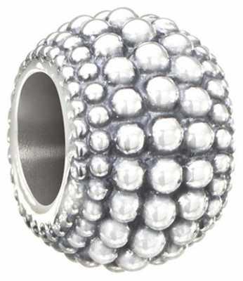 Chamilia Chamilia Iconic Dot Pattern Spacer Bead - Light Ox 2610-0012