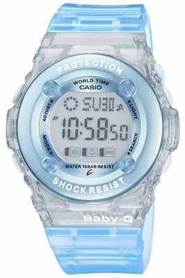 Casio Baby G Blue Womens Plastic BG-1302-2ER