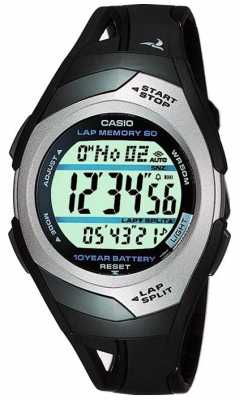 Casio Unisex Training Sports Running Watch STR-300C-1VER