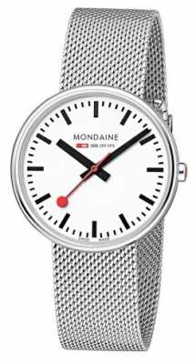 Mondaine Womens Mini Giant Stainless Steel A763.30362.11SBM