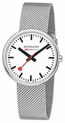 Mondaine Womens Mini Giant Stainless Steel A763.30362.11SBM