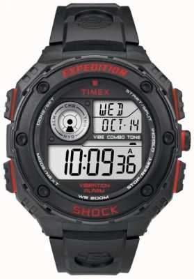 Timex Indiglo Expedition Alarm Chronograph T49980