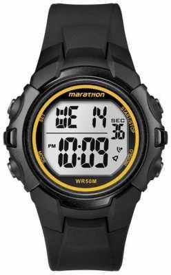 Timex Mens Marathon Alarm Chronograph T5K818