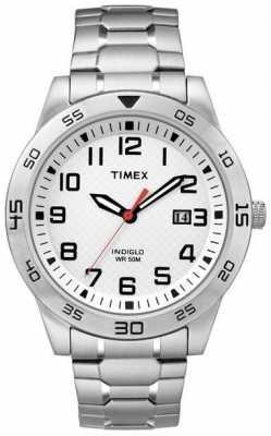 Timex Mens Fieldstone Way Stainless Steel TW2P61400